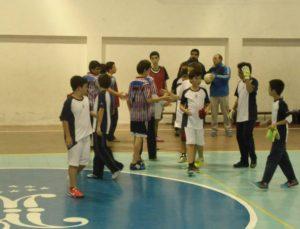 Equipo de básquetbol