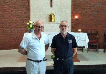 50 años de consagración religiosa de los Hnos. Gonzalo y Enrique