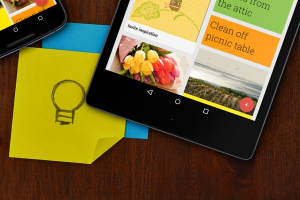 Guardar ideas en Google Keep
